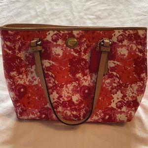 Coach Small Tote Handbag